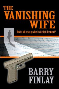 Canada-Book-Awards-Winner-Barry-Finlay-The-Vanishing-Wife